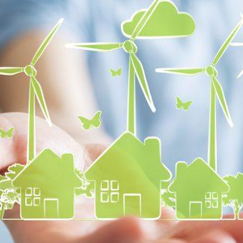 Le ENERGIE RINNOVABILI coprono al 18 per cento del fabbisogno energetico nazionale